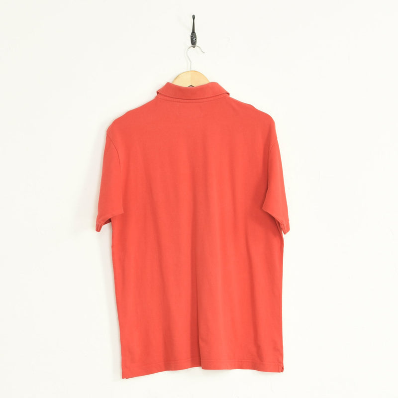 Kappa Polo T-Shirt Red XLarge - BLOC Vintage Clothing