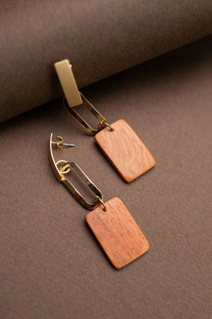 Redwood Forest Earrings