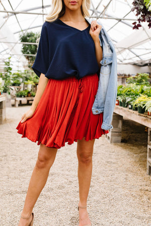 Bright Spot Flirty Skirt