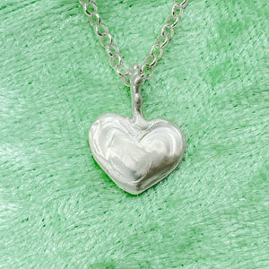 Heart Necklace - Holliegraphic
