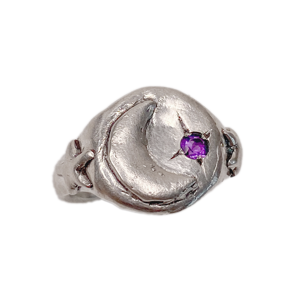 ★ ☾ LIMITED EDITION ☾ ★ Halloween Signet