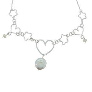 Pearl Lover Choker - Holliegraphic