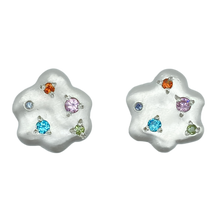 Load image into Gallery viewer, Shining In Bloom Studs - Holliegraphic