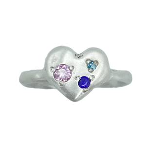 Shining Love Ring - Holliegraphic