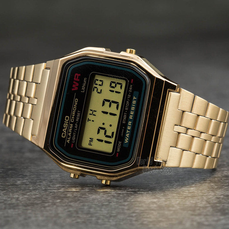 Amazing Golden Vintage Watch
