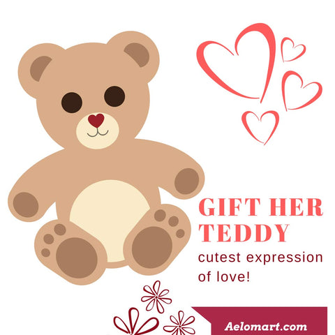 gift her teddy