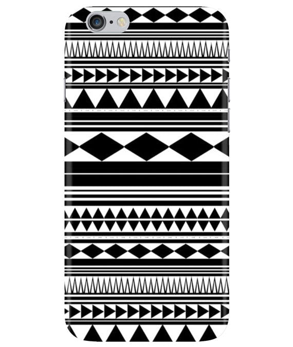 Just Black & White iPhONE 6PLUS Cover