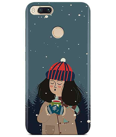 Winter Charm Redmi A1 Cover
