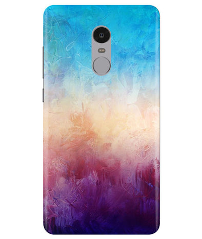 Colore Mist Redmi Note 4 Cover