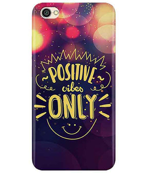 Positive Vibes Redmi Y1 Lite Cover