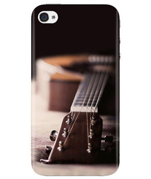 Guitar Strings iPhONE 4 Cover