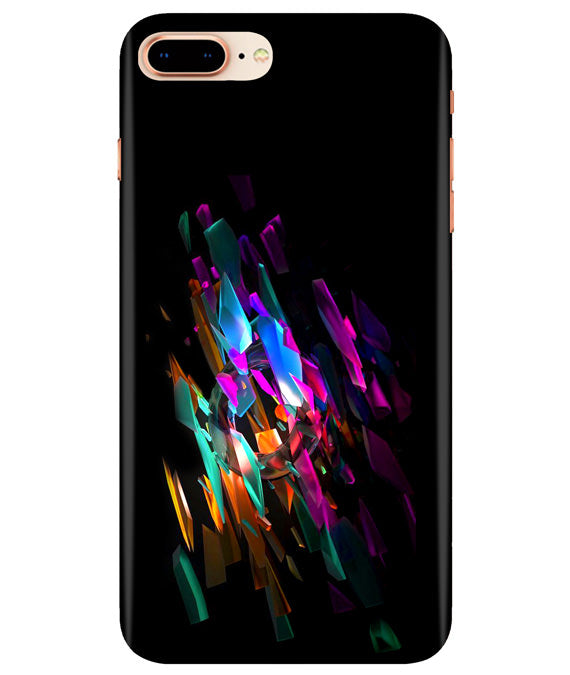Dynamic Fall iPhONE 8Plus Cover