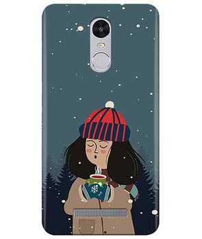 Winter Charm Redmi Note 3 Cover