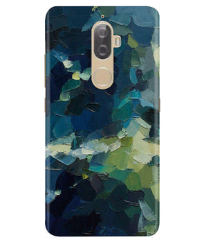 Strokes Mess Lenovo K8 Plus Cover