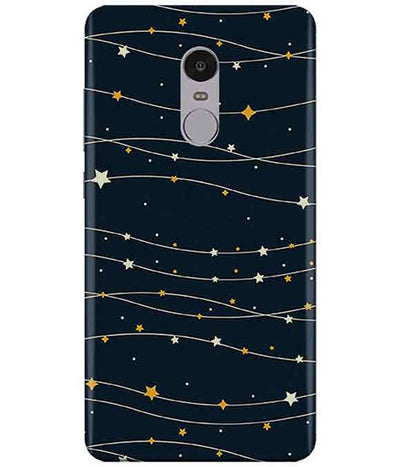 Dynamic Galaxy Redmi Note  4 Cover