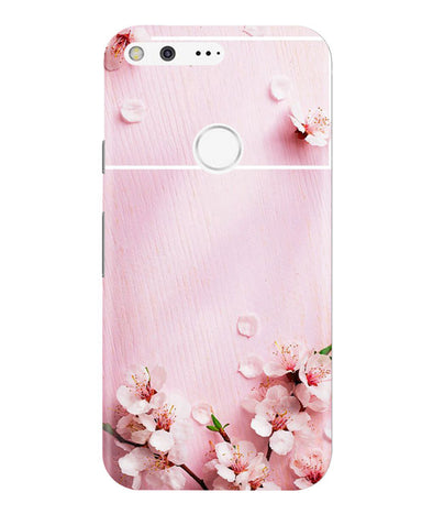 Delicate Rosa Google Pixel Cover