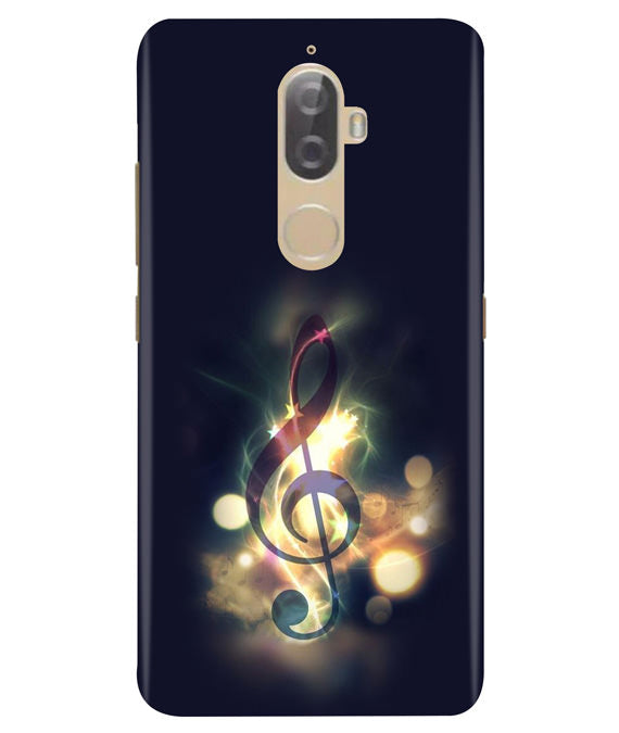 Musical End Lenovo K8 Plus Cover