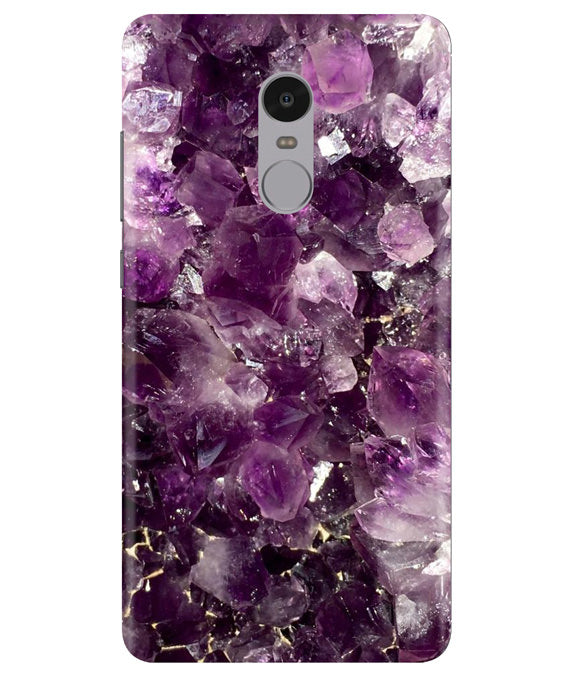 Gemstone Magic Redmi Note 4 Cover