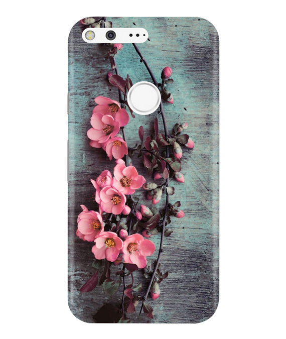 Pink Artistry Google Pixel Cover