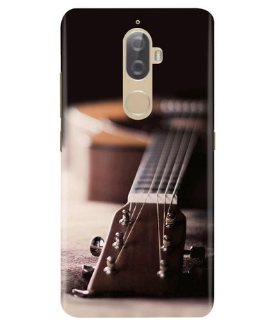 Guitar Strings Lenovo K8 Plus Cover