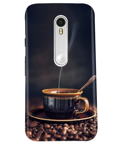 Coffee Brew Moto G3 Cover