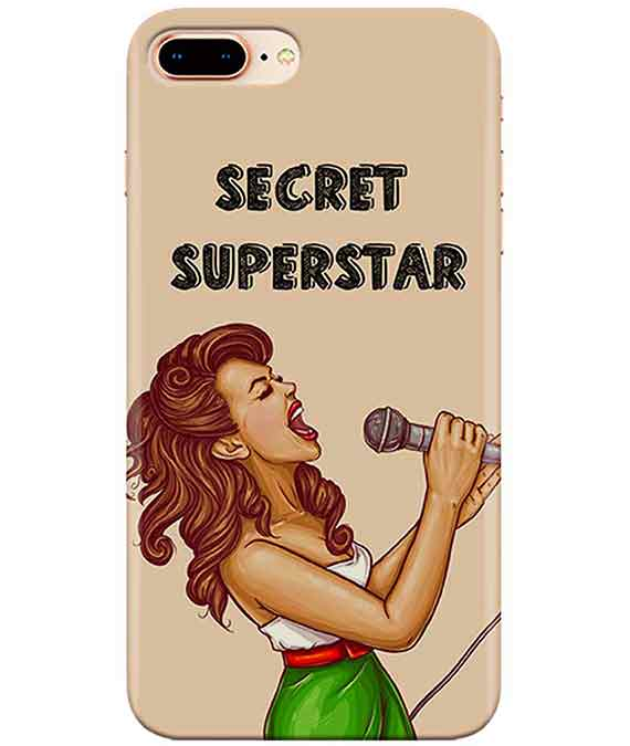 Secret Superstar Iphone 7-PLUS Cover