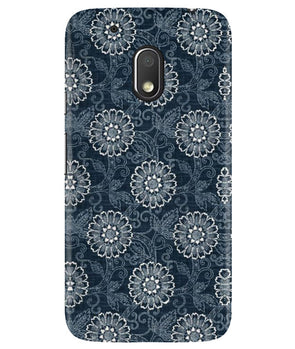 Floral Interiors Moto G4 Play Cover