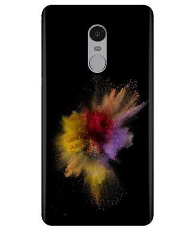 Colour Blast Redmi Note 4 Cover