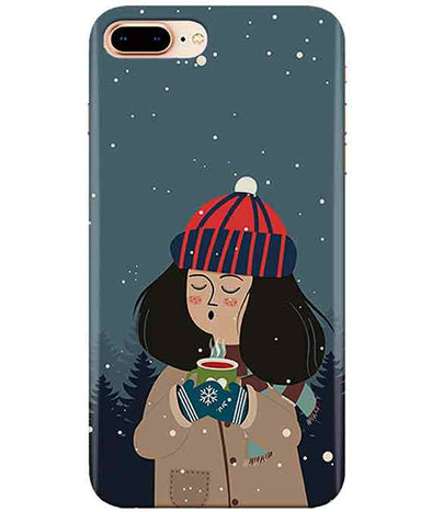 Winter Charm Iphone 7-PLUS Cover