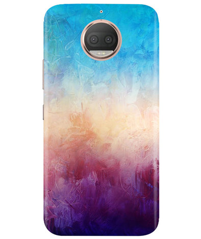 Colore Mist Moto G5 Plus Cover