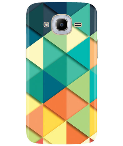 Big Retroangle Samsung J2 2016 Cover