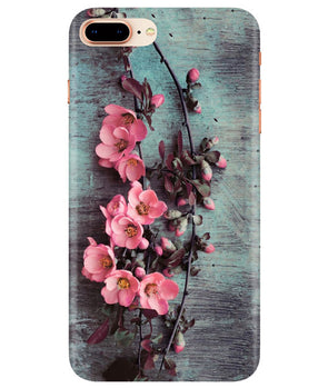 Pink Artistry iPhONE 8Plus Cover