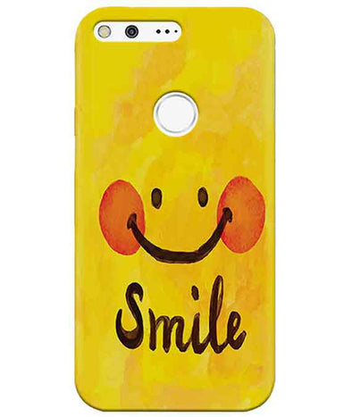 Smiley Mood Google PixelCover