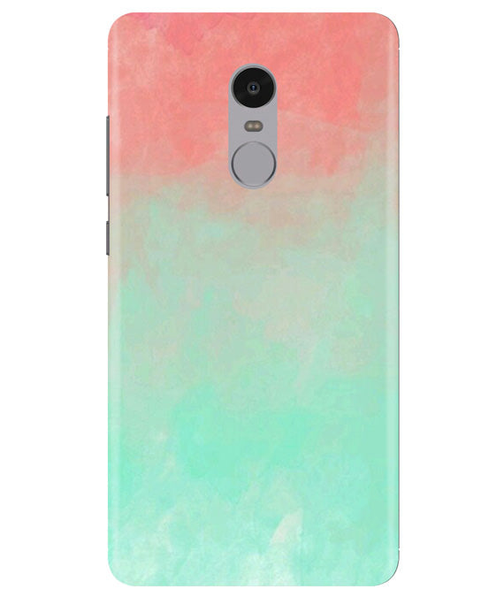 Hex Green Redmi Note 4 Cover