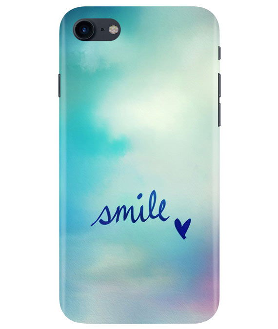 Just Smile iPhONE 7 Cover