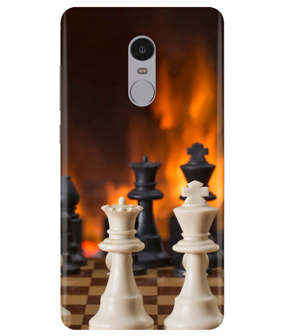 Chess Play Redmi Note 4 Cover