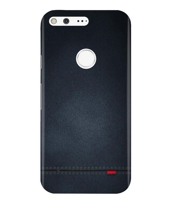 Black Denim Google Pixel Cover