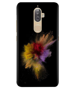 Colour Blast Lenovo K8 Plus Cover