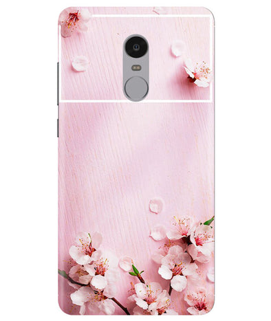 Delicate Rosa Redmi Note 4 Cover