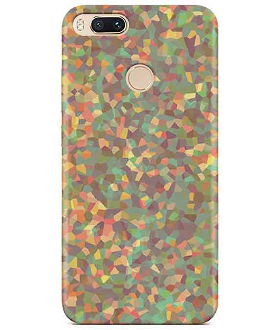 Colorful Frit Redmi A1 Cover