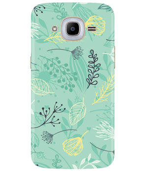 Greenery Samsung J2 2016 Cover
