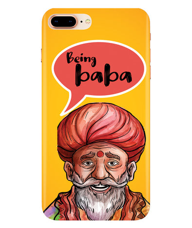 Being Baba Iphone 7-PLUS Cover