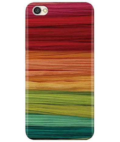 Colourful Piles Redmi Y1 Lite Cover