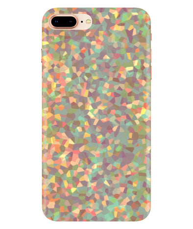 Colorful Frit Iphone 7-PLUS Cover