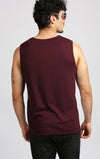 Colourblocked-Sleeveless-Tee-Shirt-Back-View
