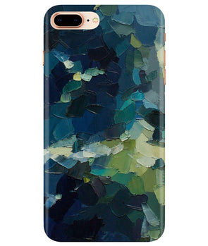 Strokes Mess iPhONE 8Plus Cover