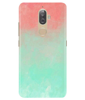 Hex Green Lenovo K8 Plus Cover