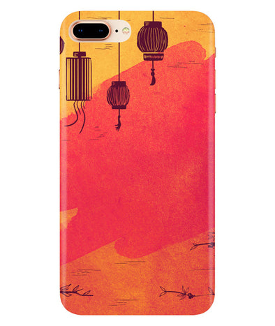 Warm Shades Lanterns Iphone 7 PLUS Cover