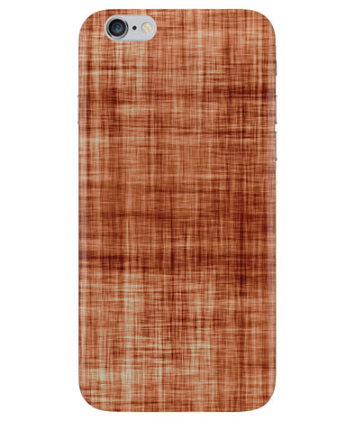 Cream-Brown Play Iphone 6 PLUS Cover