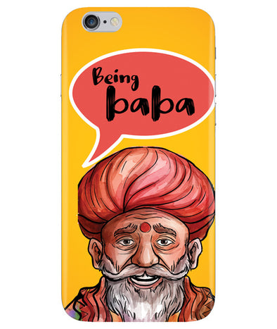 Being Baba Iphone 6 PLUS Cover